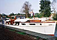 South Quays Marina, Horning (July 2000)