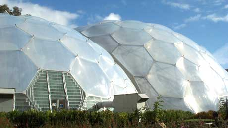 The Eden Project - Cornwall