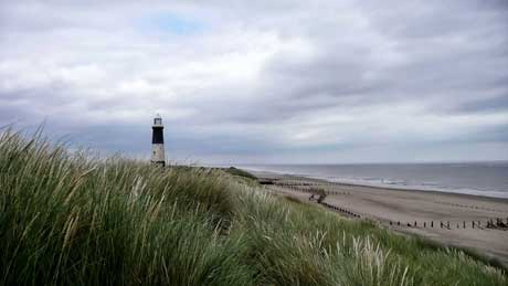 Spurn Point-  East Yorkshire