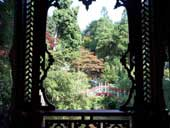 View from the 'Chinese Temple'