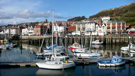 Scarborough Quayside, North Yorkshire