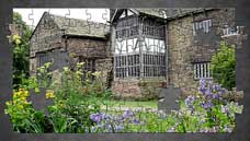 Smithills Hall, Bolton - Greater Manchester (OS Grid Ref. SD699119 Nearest Post Code BL1 7SJ)