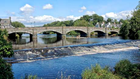 Cree Bridge - Newton Stewart (Dumfries and Galloway)