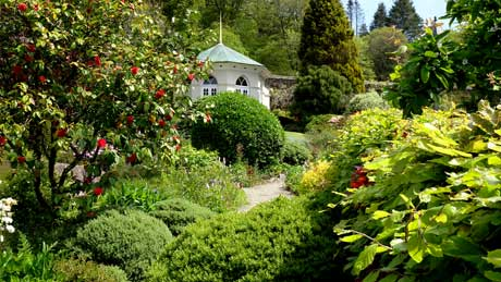 Colby Woodland Garden, Amroth, Pembrokeshire