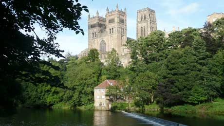 The River Wear & Durham Cathedral