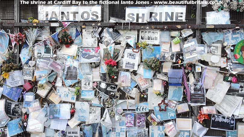 ianto jones shrine