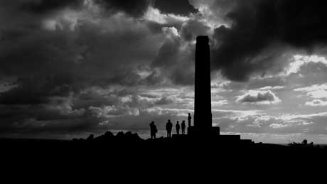 The Leicestershire Yeomanry War Memorial - Bradgate Park (OS Grid Ref. SK524110 Nearest Post Code LE6 0AH)
