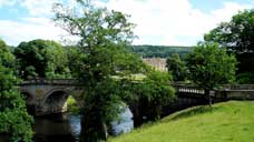Chatsworth House - Derbyshire (OS Grid Ref. SK256701)