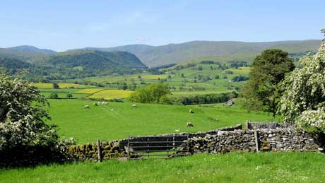 The Eden Valley, Cumbria (OS Grid Ref. NY535180 Nearest Post Code CA10 2QU)