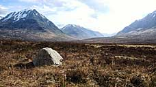 Glen Etive - Highland (OS Grid Ref. NN223562 Nearest Post Code PH49 4HY)