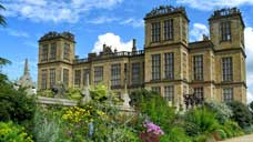 Hardwick Hall - Derbyshire (OS Grid Ref. SK462637 Nearest Post Code S44 5QJ)