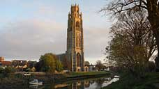 St. Botolph's Church, Boston, Lincolnshire (OS Grid Ref. TF325442)