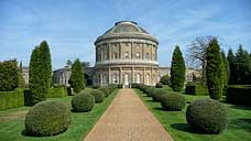 The Rotunda - Ickworth House, Suffolk (OS Grid Ref. TL816614)