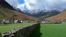 Wasdale Head - Cumbria (OS Grid Ref. NY188086)