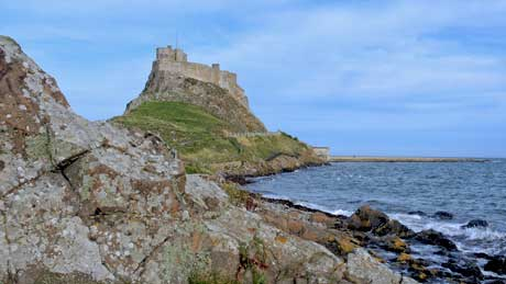 Lindisfarne Castle - the Holy Island of Lindisfarne