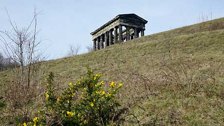 The Penshaw Monument (The Earl of Durham's Monument)