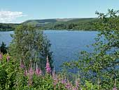 Llwyn-on Reservoir, Taff Fawr Valley - Brecon Beacons National Park (SO008112)