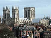York Minster - Yorkshire (SE598518)